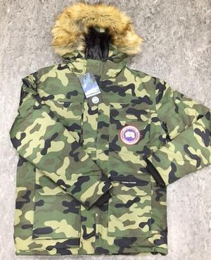 Brand New with tags Canada Goose Camouflage Coat size L