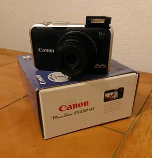 """CANON"" POWERSHOT SX230 HS digital camera"