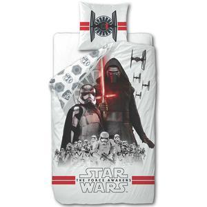 Disney Children's Duvet Cover Set Star Wars 200x140cm White