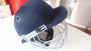 FEARNLEY CRICKET FULL FACE PROTECTIVE CRASH HELMET LARGE