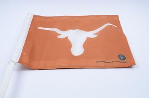 """Genuine Rico Texas Car Flag, Secondary 15"""" X 11"""""""