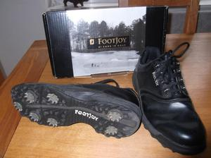 Golf Shoes - Footjoy - Good Condition - Boxed