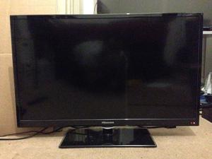 "Hisense 32"" TV with Remote Control"