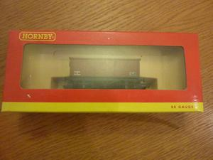 """Hornby R BR Mineral Wagon """"B"""" Boxed"""