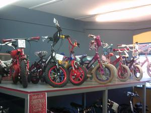 Kids bikes all sizes avalible new and used