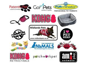 Midlands Pets - Pet Beds, Toys, Collars and Many More in