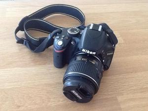 Nikon D digital camera, lens and accessories