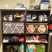 Organizer/book shelf