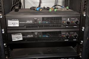 QSC RMX 850 Power Amplifier