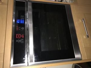 Rangemaster built in oven