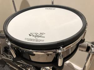 """Roland PD-"""" Dual Trigger Mesh Electronic Drum From"""