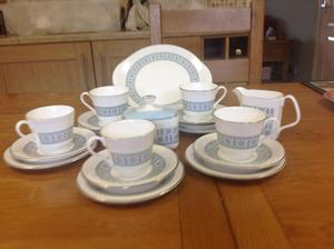 Royal Doulton Tea Set.