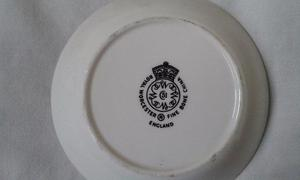 Royal Worcester Trinket / Pin Dish