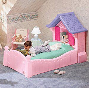 Toddler bed Little Tikes cozy cottage