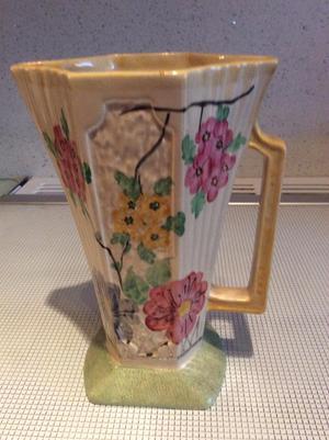 Vintage Art Deco jug