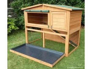 WANTED GOOD CONDITION RABBIT HUTCHS AND RUNS in Maidstone