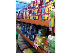 We stock a large range of cat/kitten food & accessories in