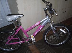girls raleigh krush bike in Tredegar