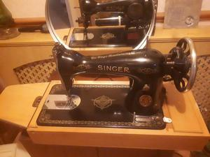 Classic electric singer sewing machine straight stitch