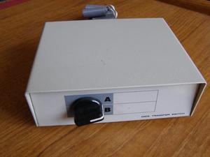 Data Transfer Switch (Incl P&P)
