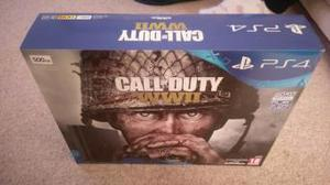 PS4 Call Of Duty WWII Bundle