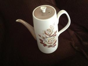 Queen Anne Bone China Coffee Pot