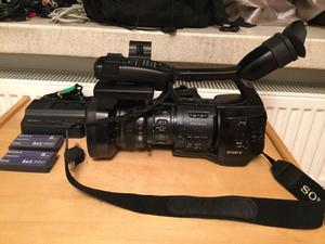 SONY PMW-EX1 HD XDCAM CAMCORDER WITH ONLY 74 HOURS