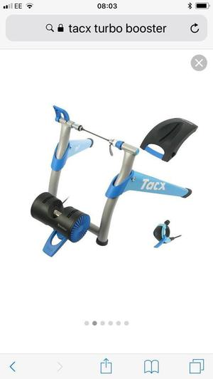 Tacx Booster Ultra High Power Folding Turbo Trainer