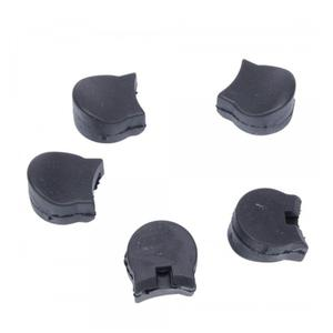 5pcs Rubber Cushions Clarinet Finger Thumb For Clarinet