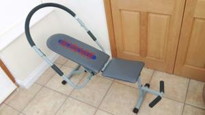 Ab King Magic Pro Exercise Bench - Collect Only