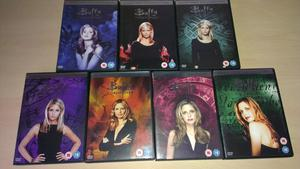 BUFFY THE COMPLETE COLLECTION, VGC