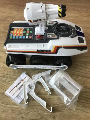 Bigtrak and accessories!!!!