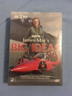 Box Set - James May's BIG IDEAS
