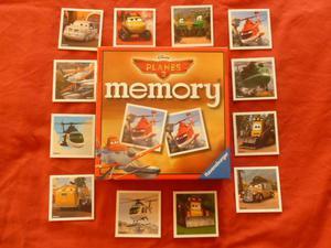 Disney Planes 2 Memory Card Game