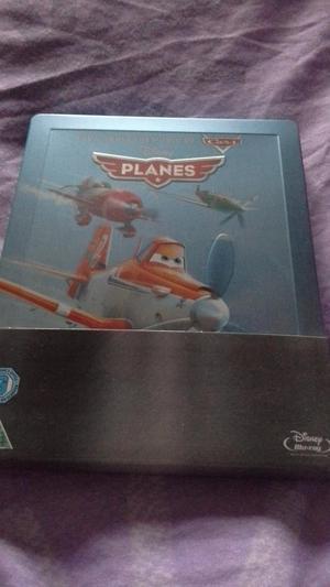 Disneys planes blu-ray steelbook new