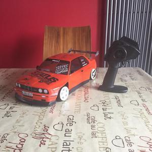 Hpi e10 beginner 4wd rc drift car