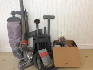 KIRBY SENTRIA micron magic vacuum cleaner.