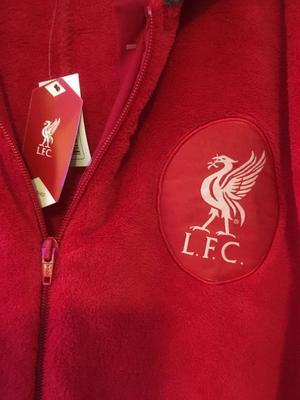 Men's Liverpool onesie