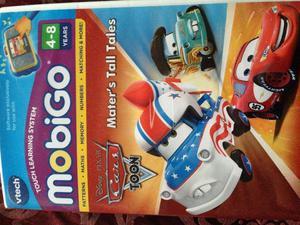 Mobigo Disney Pixar Cars Game Cartridge