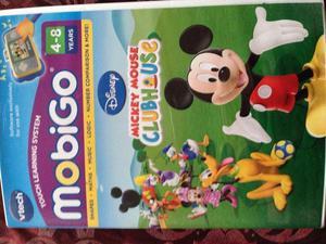 Mobigo Mickey Mouse Game Cartridge