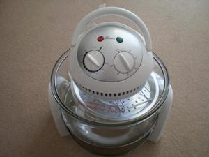 Prolectrix Infra Chef 7 Litre Halogen Oven Posot Class