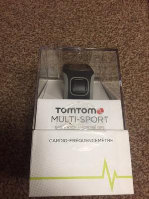 New TomTom Multi Sport Heart Rate Monitor fitness watch Thatcham/Newbury