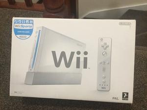 Nintendo Wii + Games