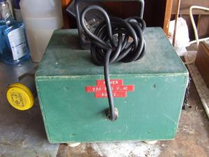 PORTABLE TRANSFORMER WITH WITH 3 OUTPUT SOCKETS5KVA?