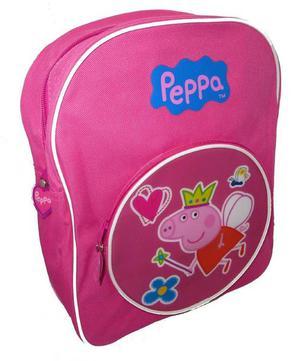 Peppa Pig Junior Backpack Childs Kids Rucksack School