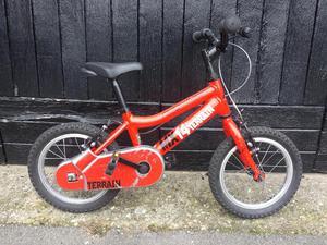 """Ridgeback 14"""" bike"""