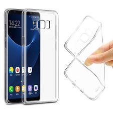 S8 plus transparent silicone case
