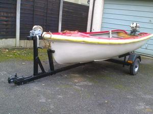 Small fishing boat/tender for sale