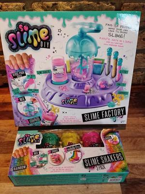 So Slime Factory Bundle + 3 shakers