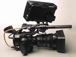 Sony FS5 Raw Full Shooting Kit